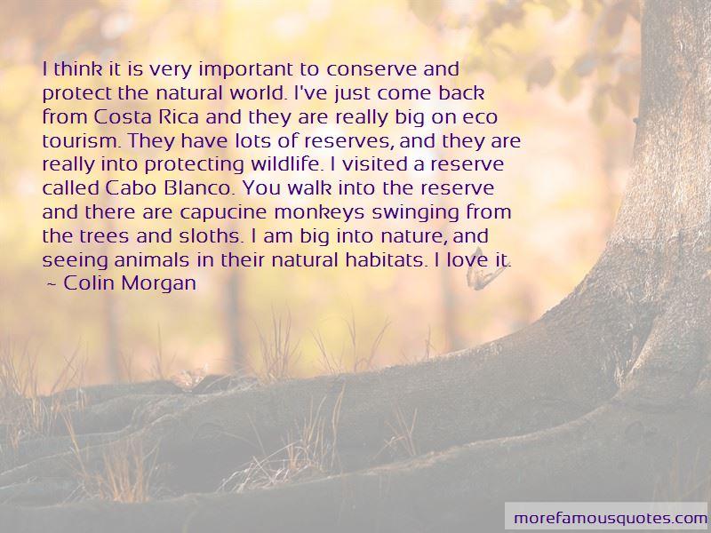 Wildlife Reserve Quotes Pictures 2