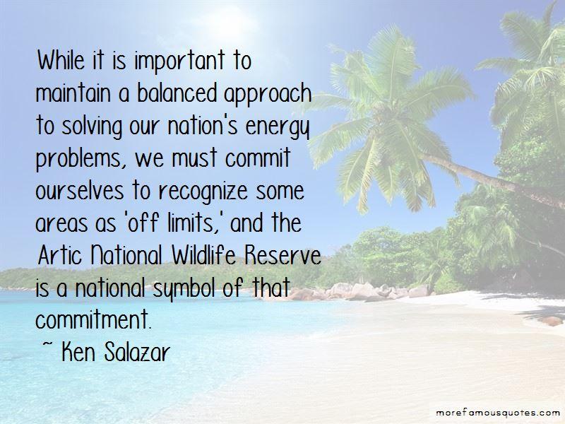 Wildlife Reserve Quotes