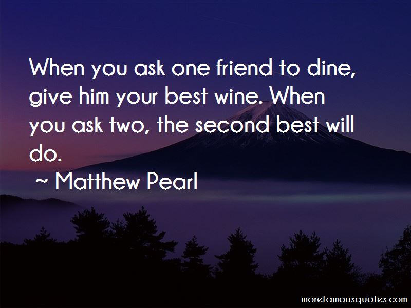 Wine And Dine Her Quotes Pictures 3