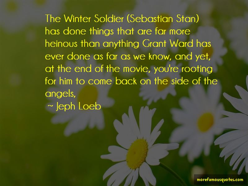 Winter Soldier Quotes