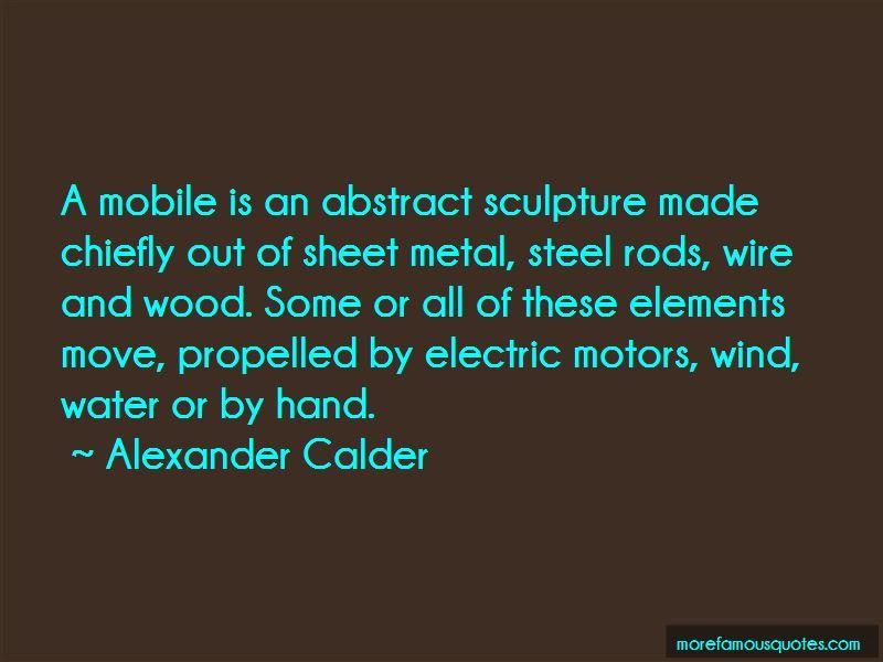 Wood Sculpture Quotes