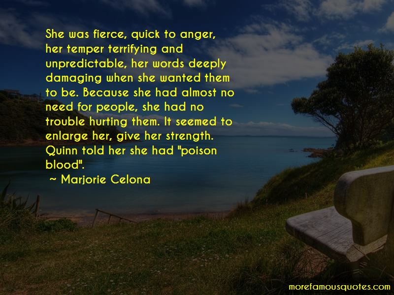 Words In Anger Quotes Pictures 3