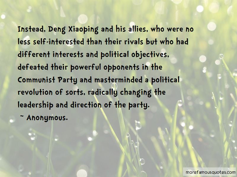 Xiaoping Quotes Pictures 2