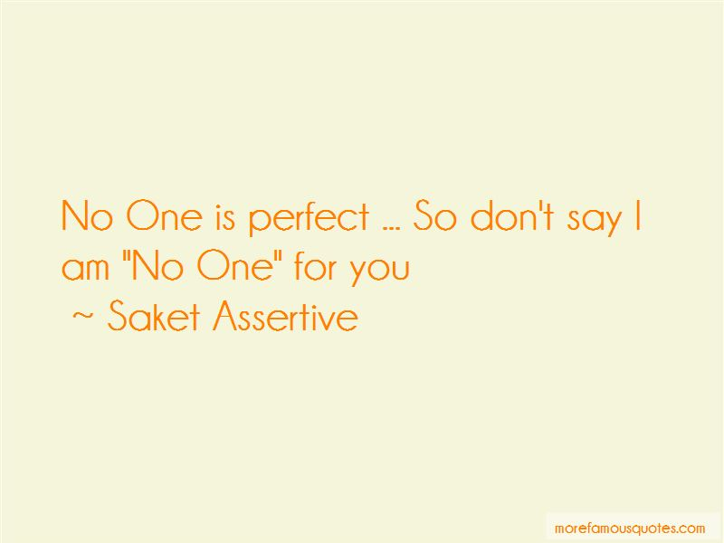 You Are The Perfect One For Me Quotes Pictures 3