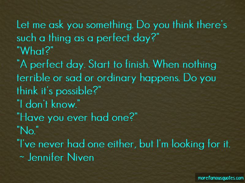 You Are The Perfect One For Me Quotes Pictures 4