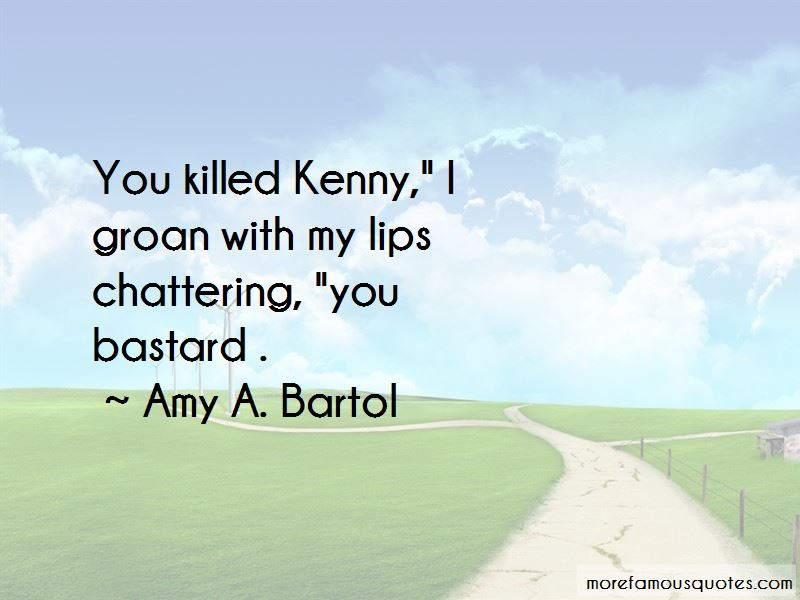 You Killed Kenny Quotes