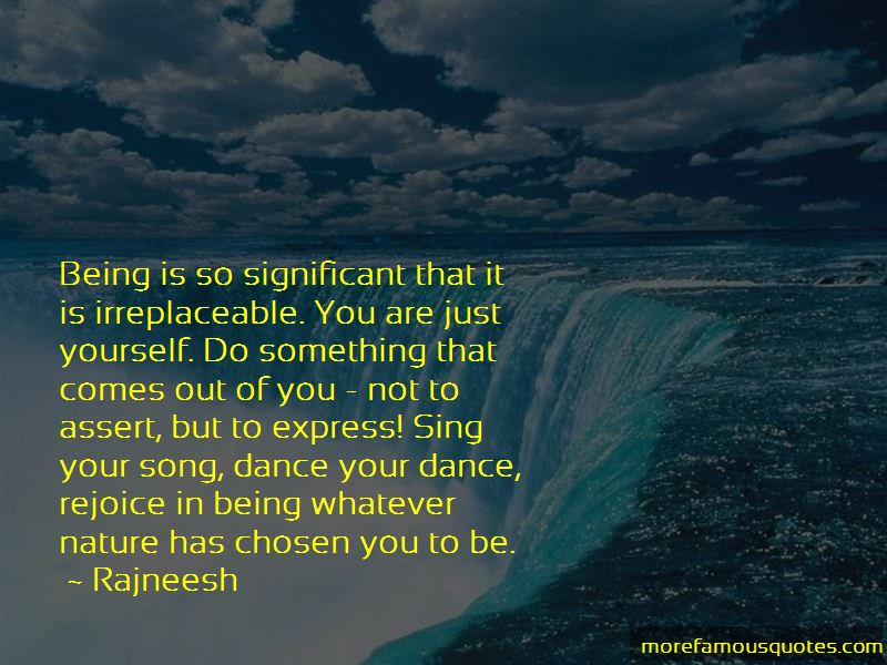 Your Irreplaceable Quotes Pictures 4