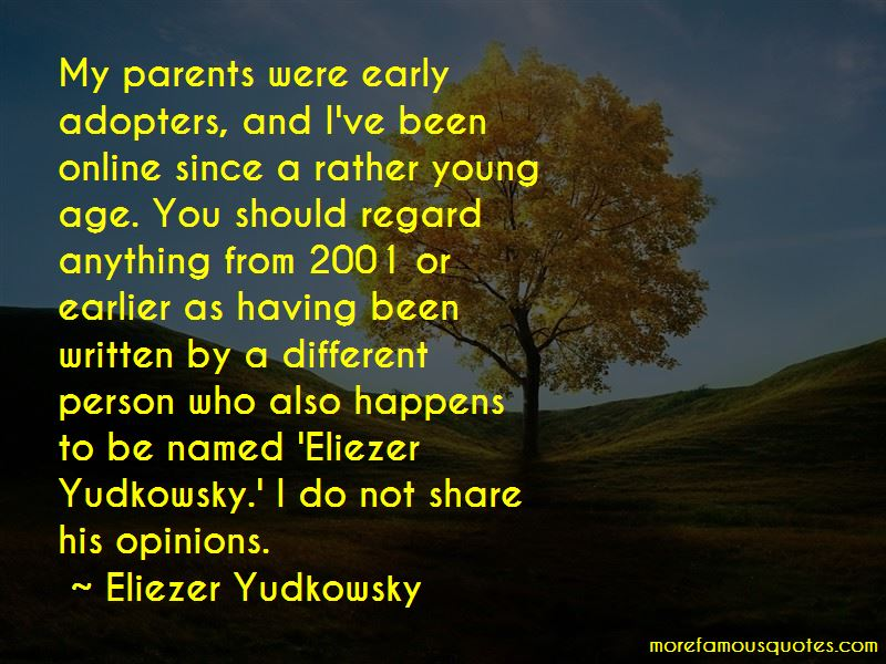 Yudkowsky Quotes