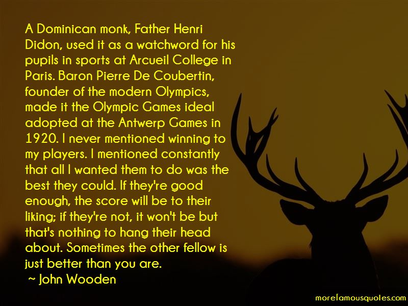 1920 Sports Quotes