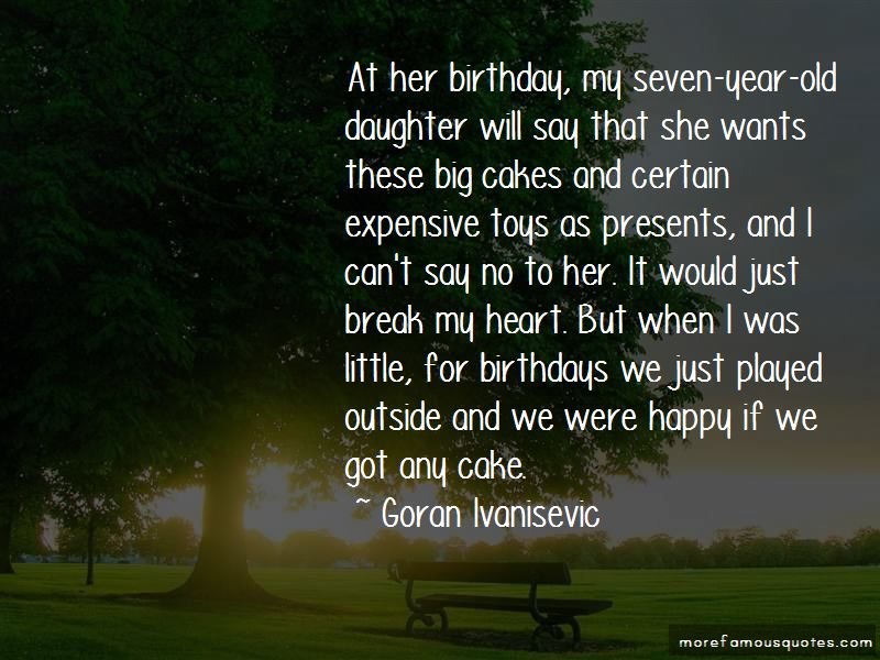 9 Year Old Daughter Birthday Quotes