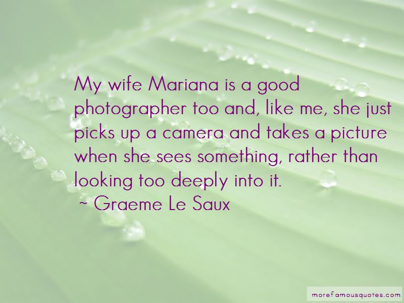A Good Wife Picture Quotes