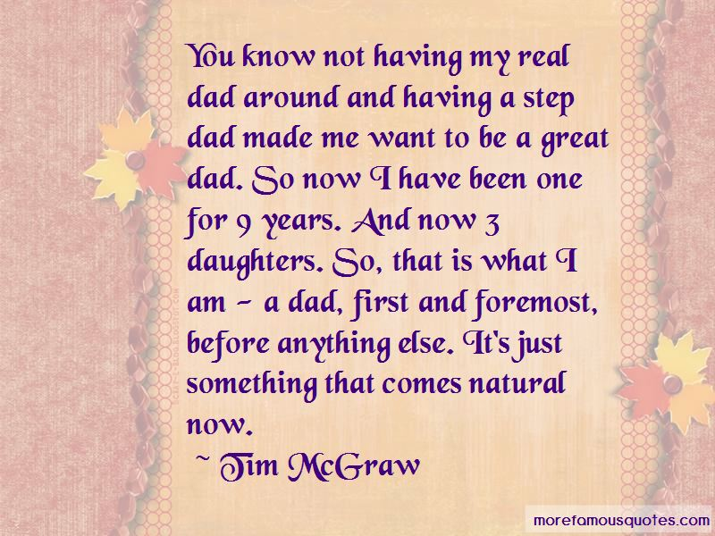 A Step Dad Quotes: top 28 quotes about A Step Dad from ...