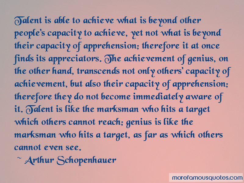 Achieve Target Quotes Pictures 2