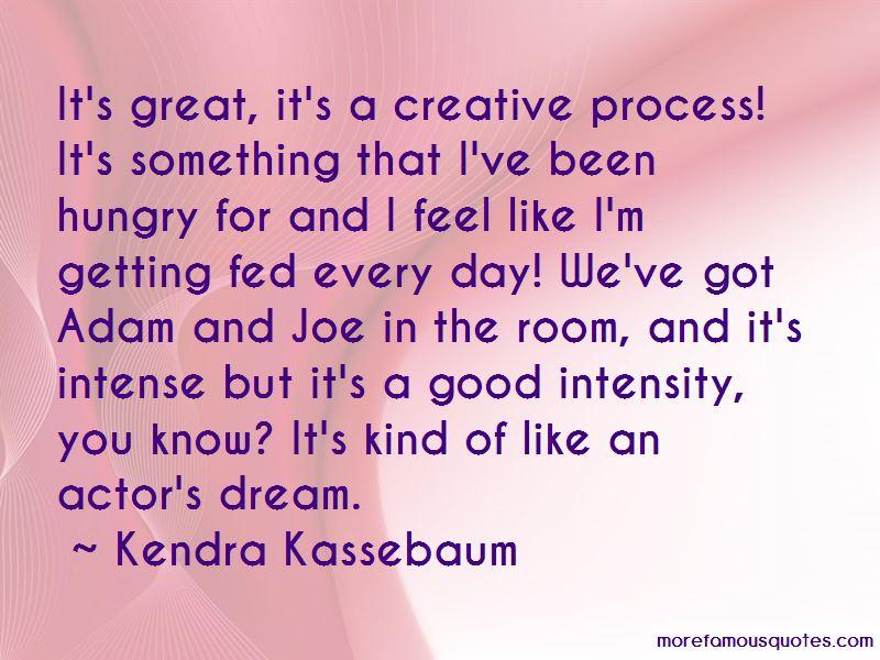 Adam And Joe Quotes
