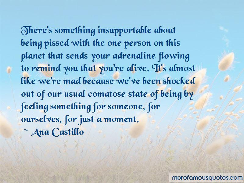 Adrenaline Flowing Quotes