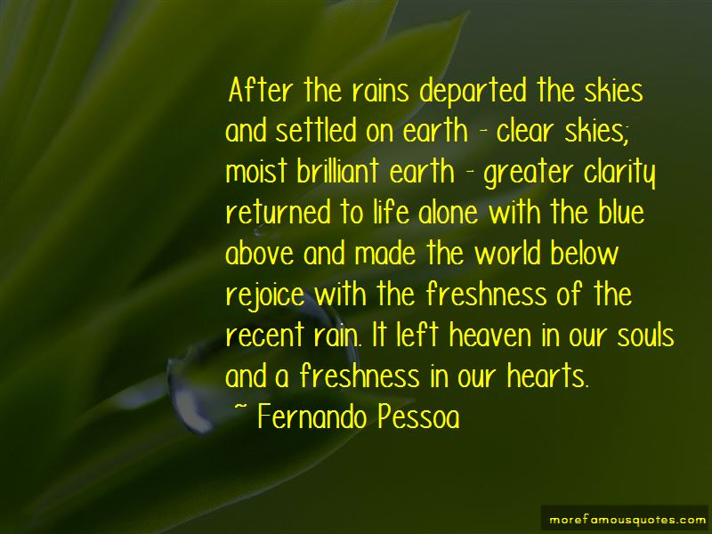 After It Rains Quotes Pictures 4