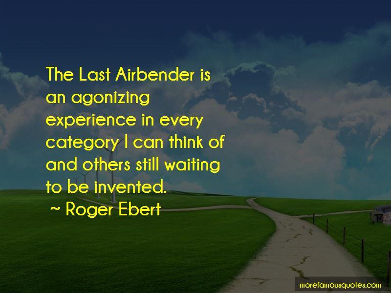 Airbender Quotes