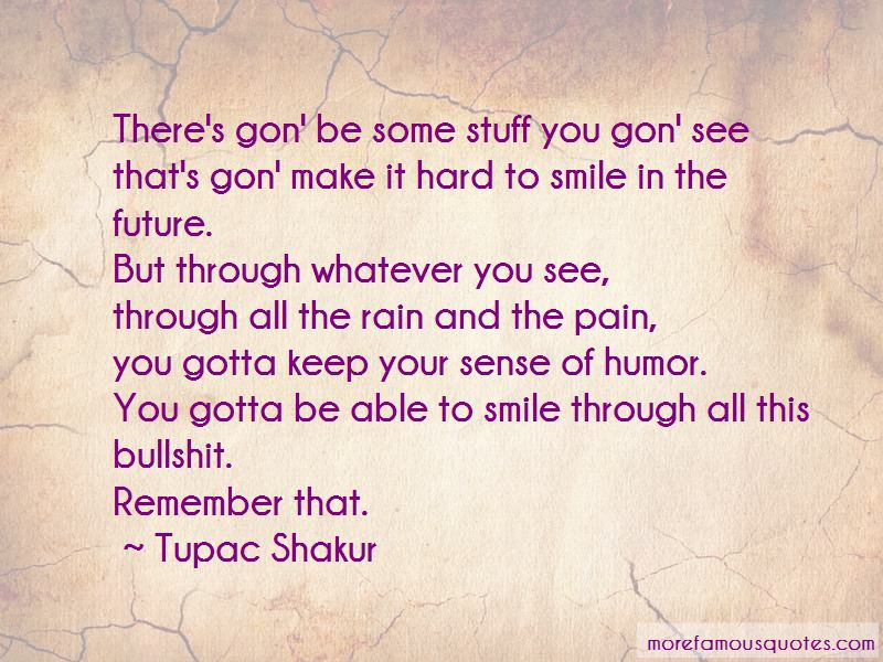 All You Gotta Do Is Smile Quotes Pictures 3