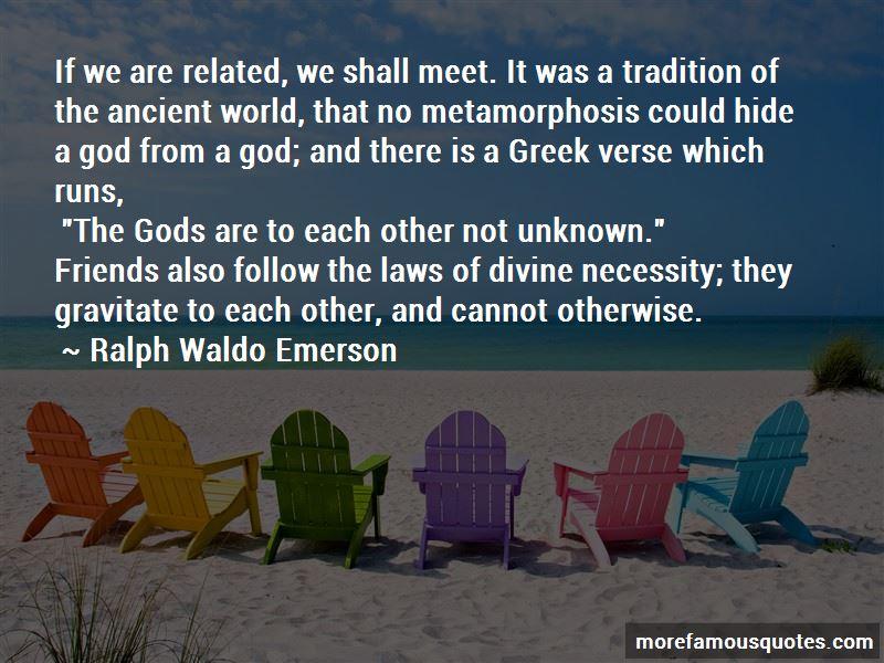 Ancient Greek God Quotes