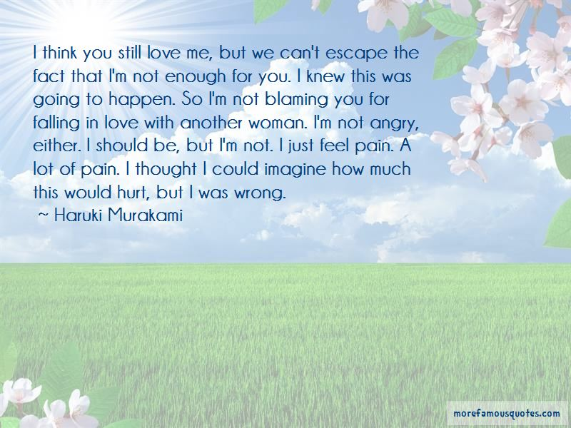 Angry Hurt Love Quotes