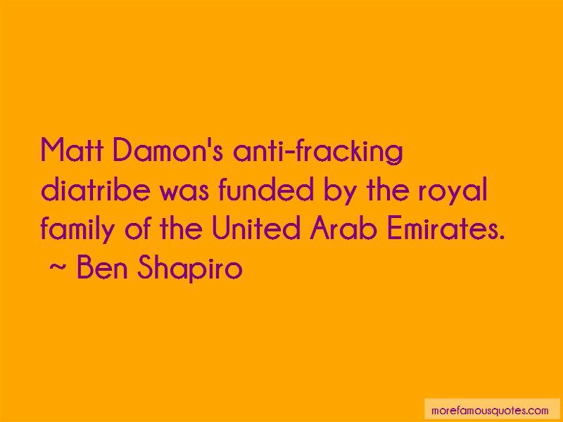 Anti Fracking Quotes