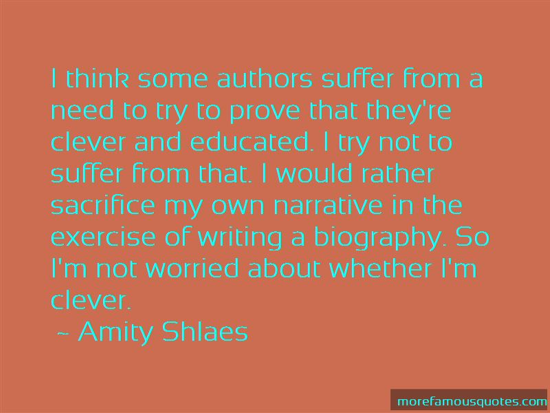 Authors On Writing Quotes