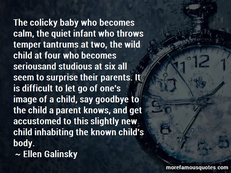 Baby Tantrums Quotes