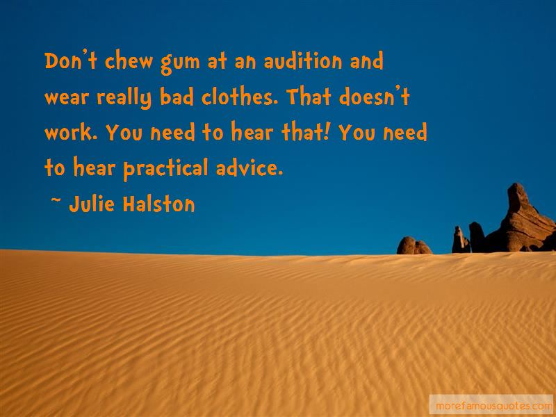 Bad Clothes Quotes