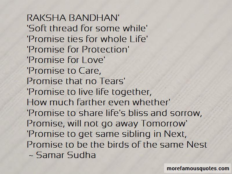 Bandhan Quotes