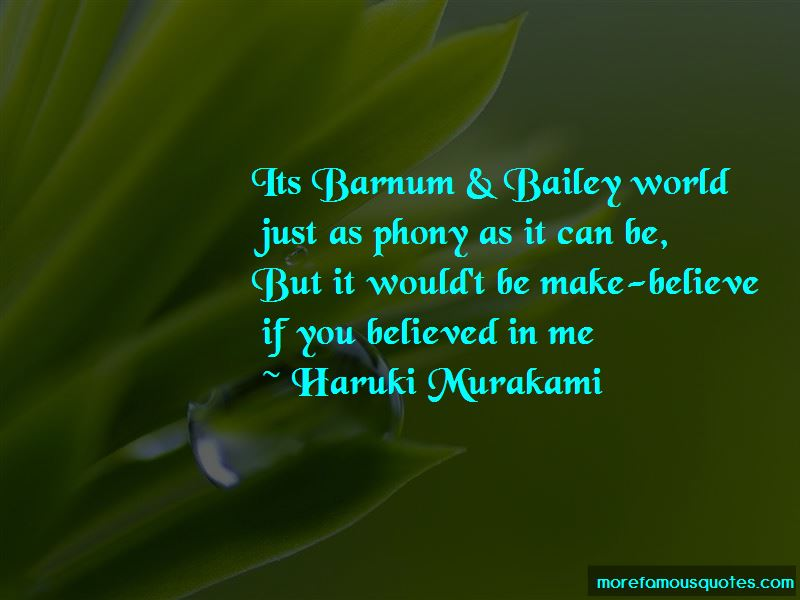 Barnum Bailey Quotes