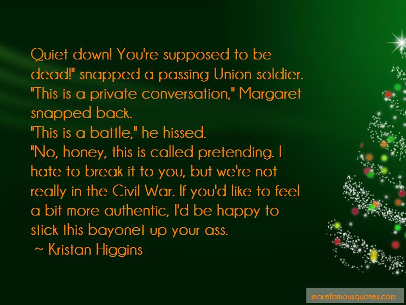 Bayonet Quotes