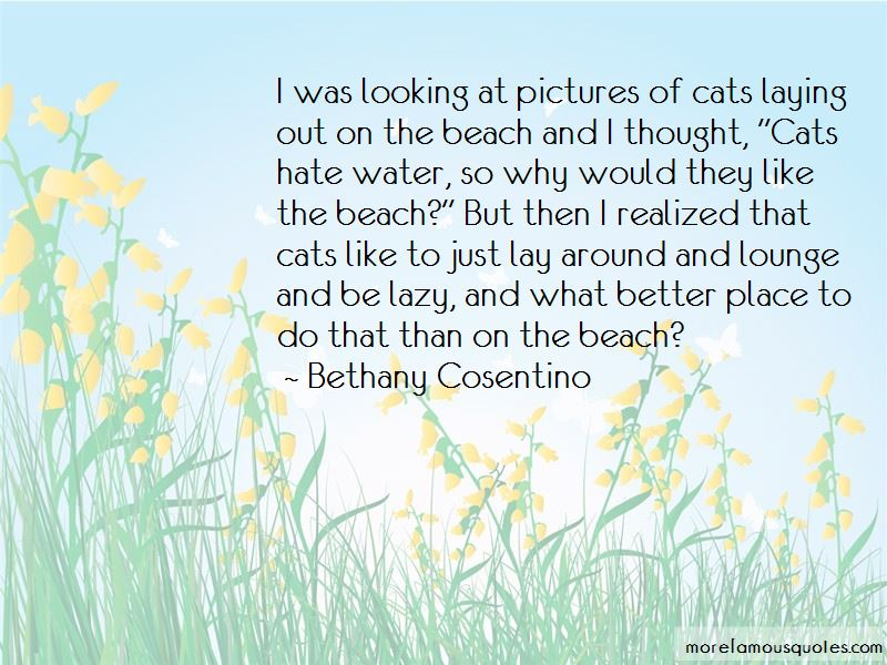 Beach Pictures And Quotes
