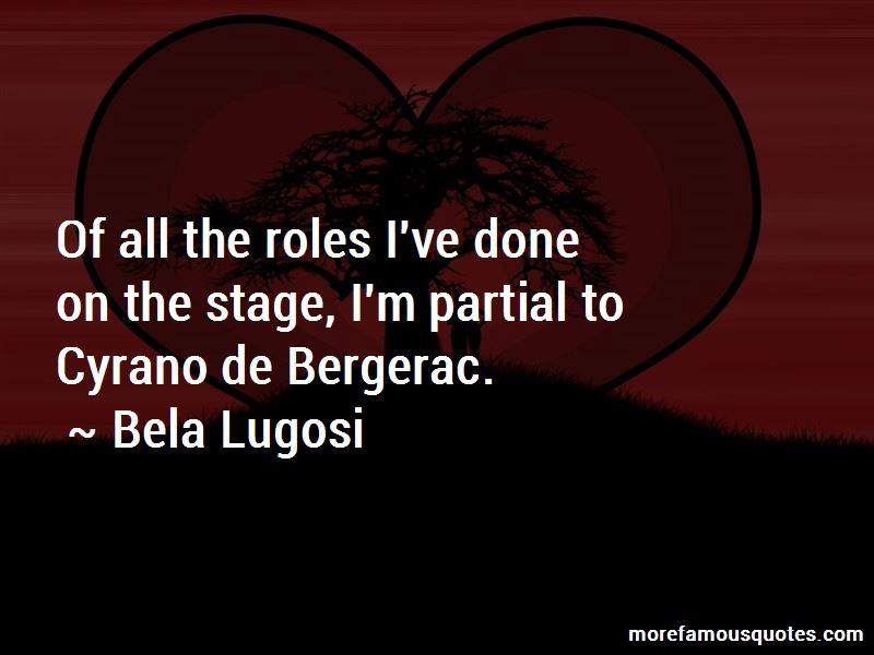 Bergerac Quotes Pictures 4