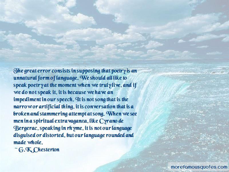Bergerac Quotes