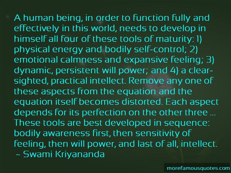 Best Calmness Quotes