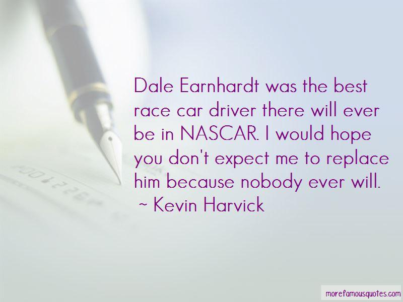 Best Earnhardt Quotes