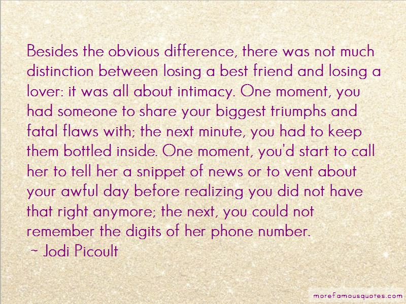 Best Friend Phone Call Quotes