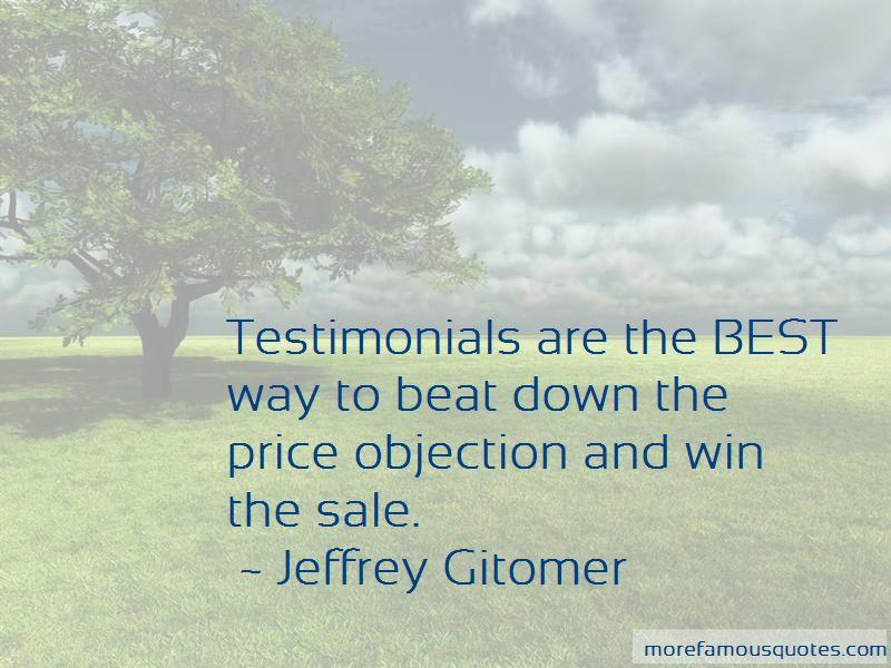 Best Testimonials Quotes