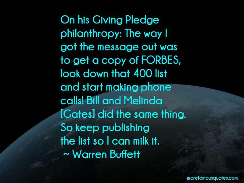 Bill And Melinda Gates Quotes