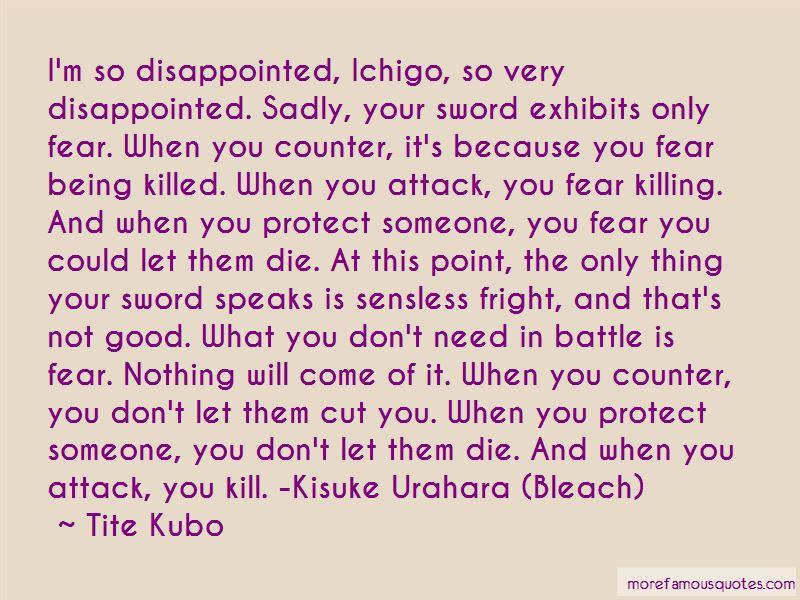 Bleach Kisuke Urahara Quotes