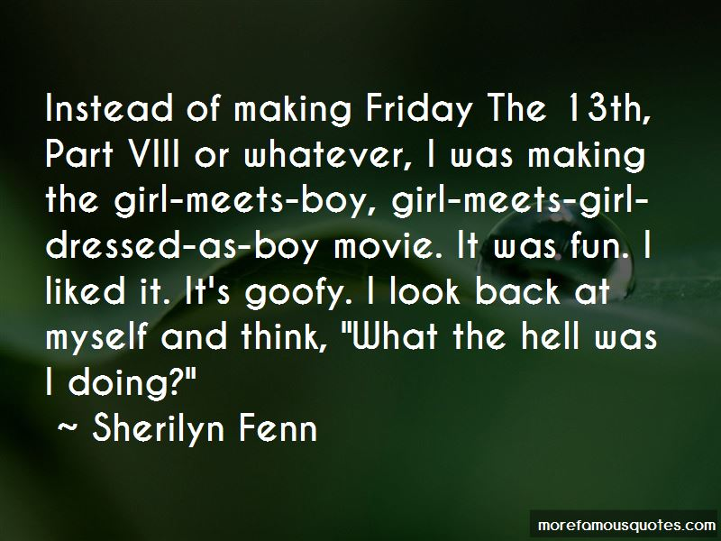 Boy Meets Girl Movie Quotes Pictures 2