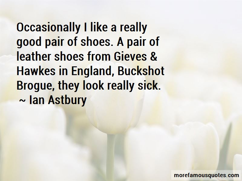 Brogue Shoes Quotes