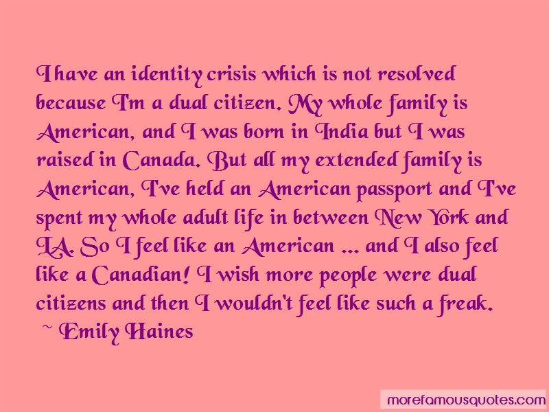 Canadian Passport Quotes