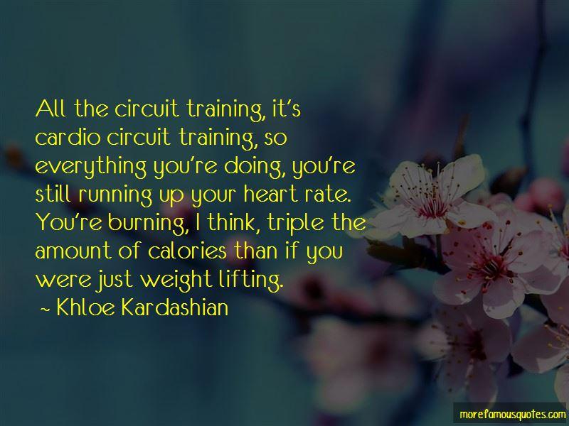 Cardio Training Quotes Pictures 2