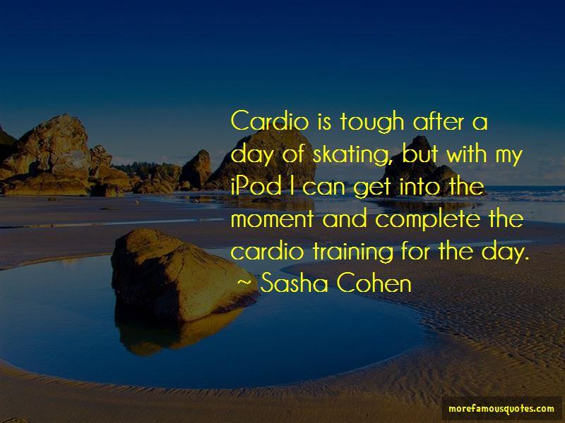 Cardio Training Quotes