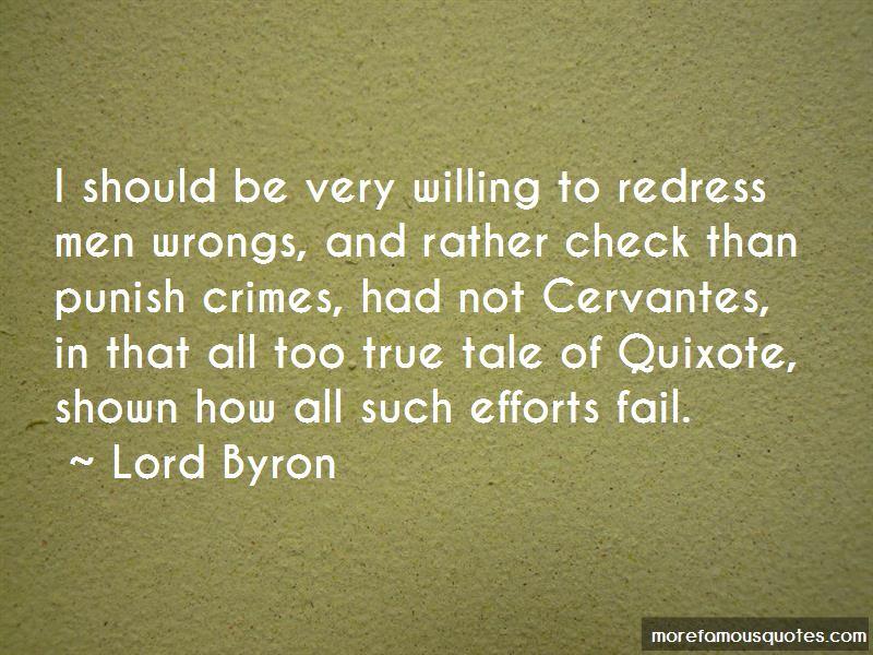 Cervantes Quixote Quotes