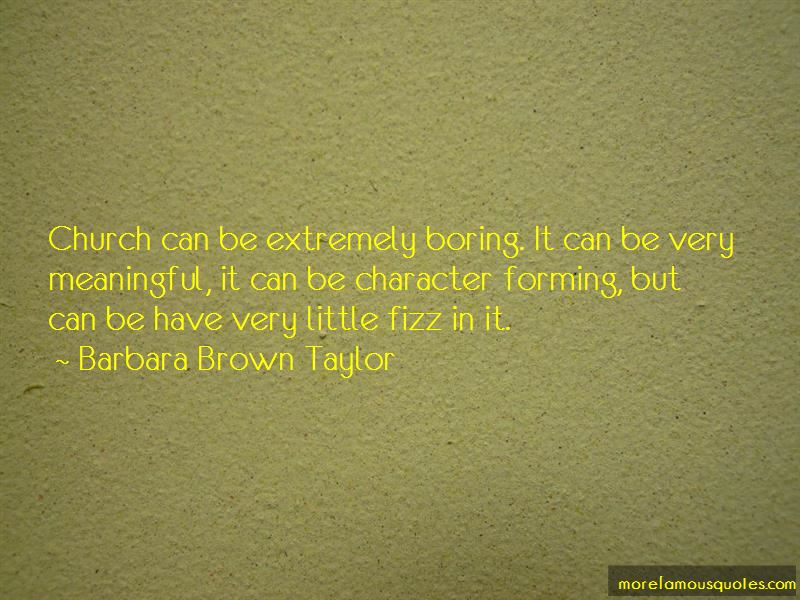 Character Forming Quotes
