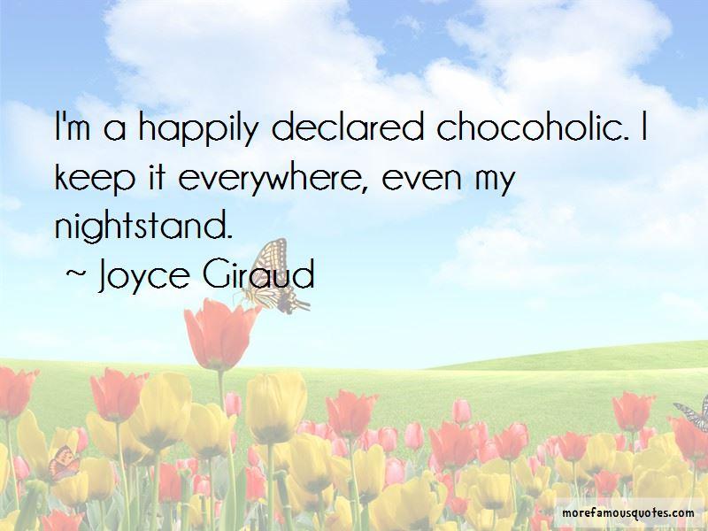 Chocoholic Quotes Pictures 2