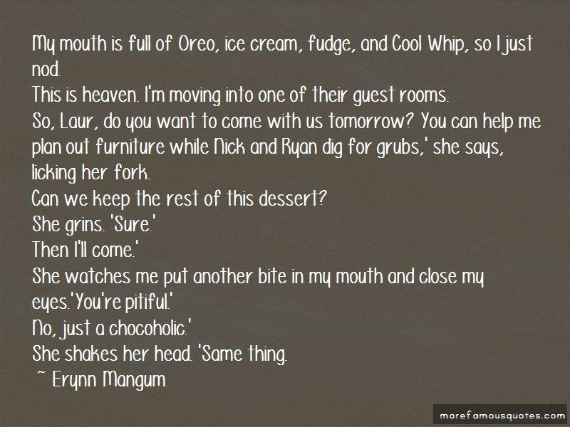 Chocoholic Quotes Pictures 4