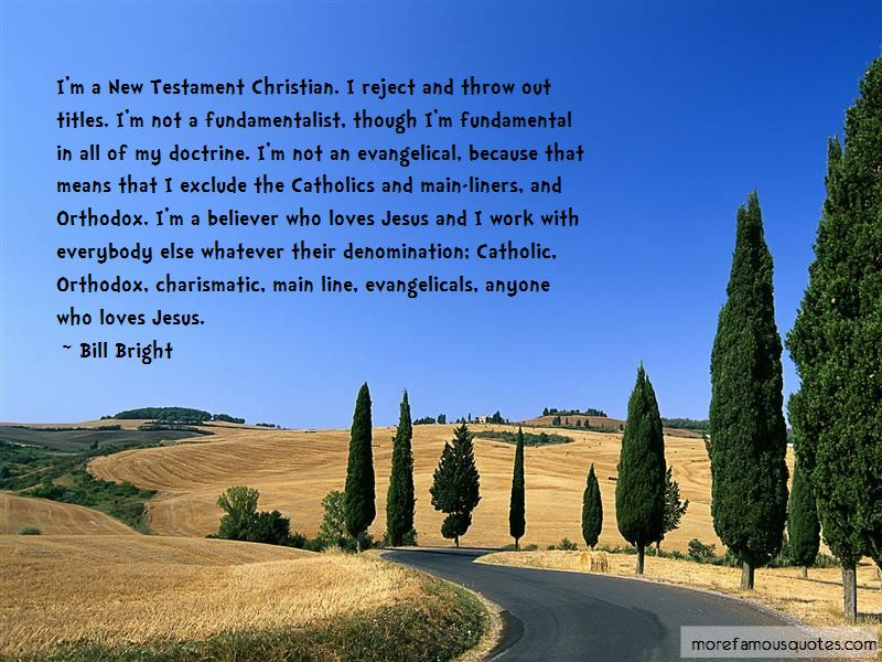 Christian Charismatic Quotes